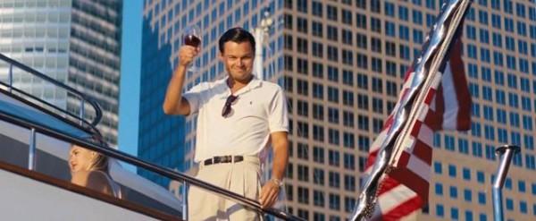 Lucky Leo killing it on Wall Street. TFM.