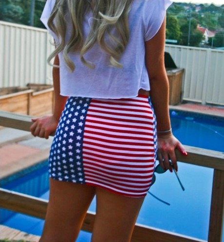 'Merica is great. TFM.
