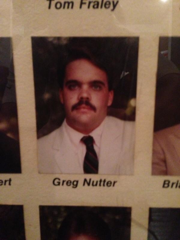 Greg Nutter. TFM.