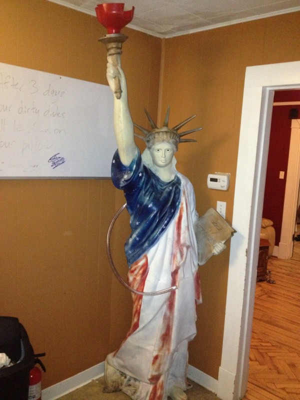 The Liberty Bong. TFM.