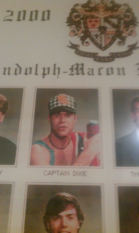 Captain Dixie. TFM.