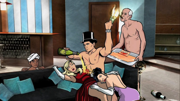 Weekend at Archer's. TFM.