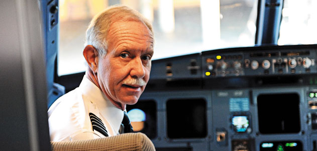 "American Icons: Chesley ""Sully"" Sullenberger"