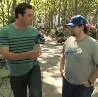 All-Star Mets Pitcher Matt Harvey Asks New York Fans About Matt Harvey