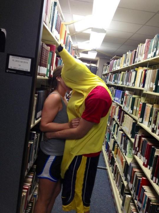 Mrs. Banana Grabber. TFM.