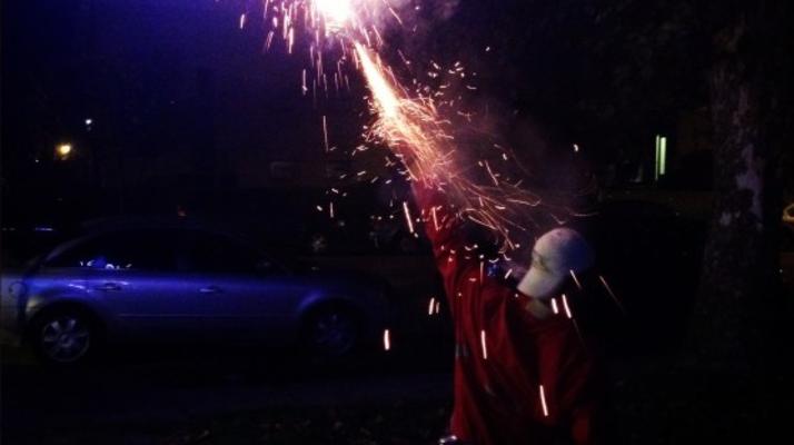 tfm fireworks story