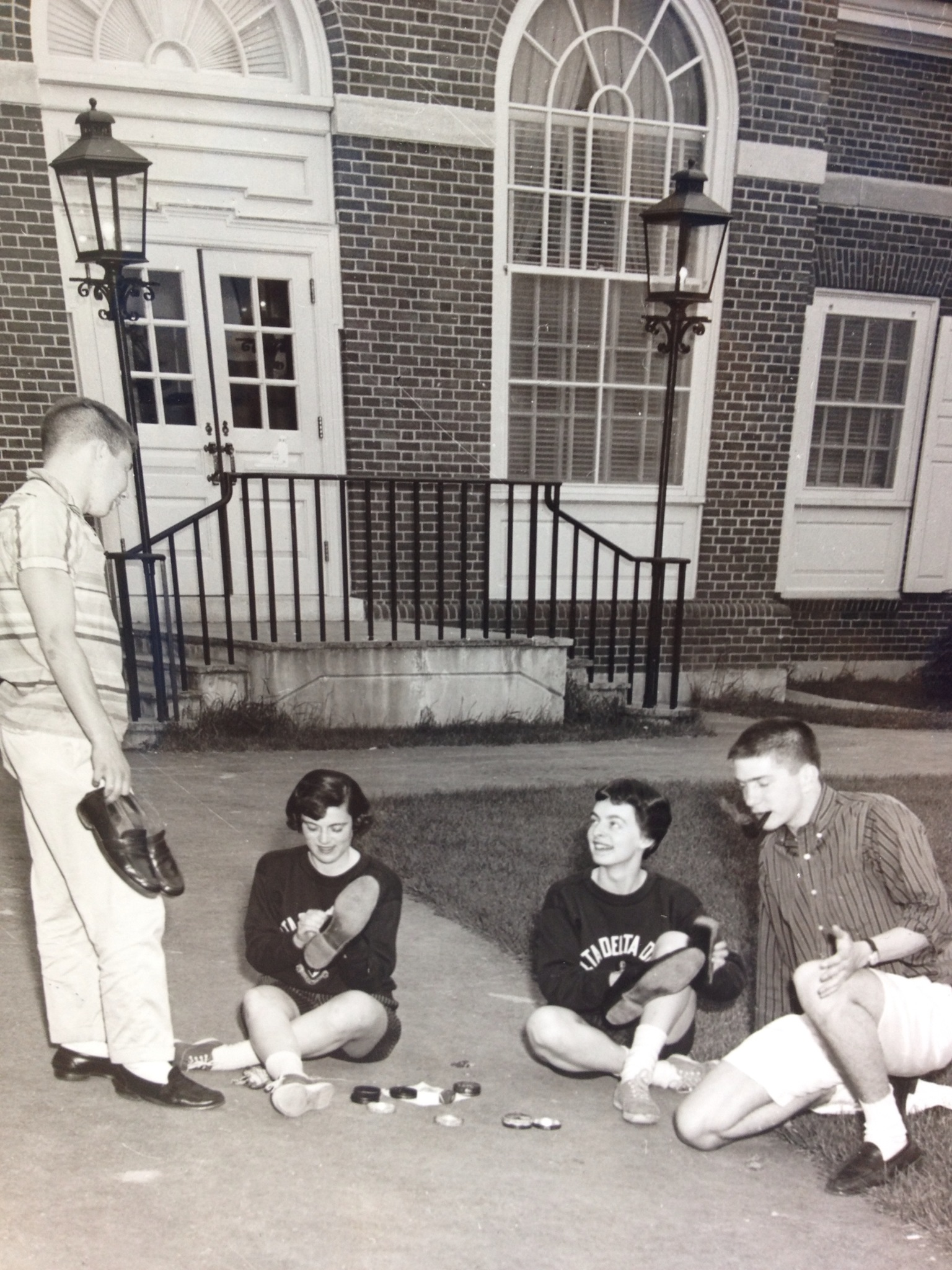 1950s slams polishing. TFM.