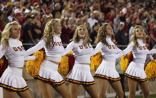 Total Frat Move | Cheerleading Squads To Look Forward To ...