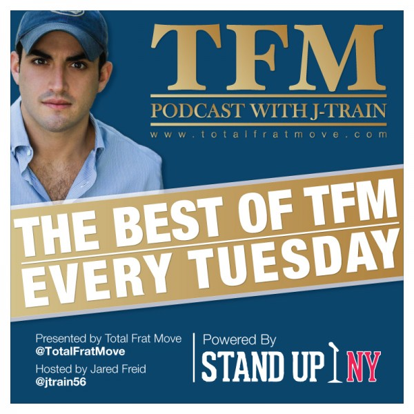 TFM Podcast: Picking Someone Up At The Gym