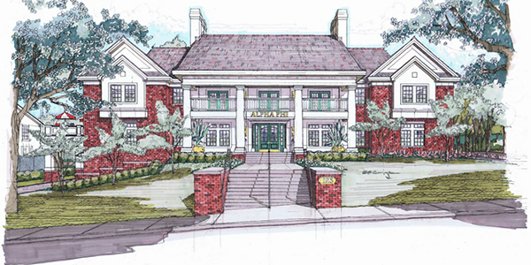 Total frat move florida state s alpha phi chapter is - Building a new home ...