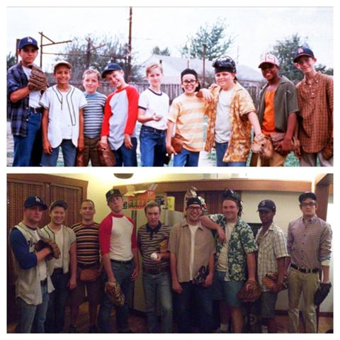 """You're killing me Smalls!"" TFM."