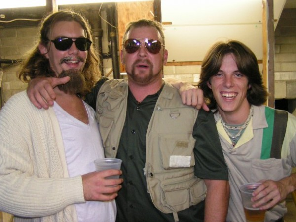 The Dude, Walter, and Donny.