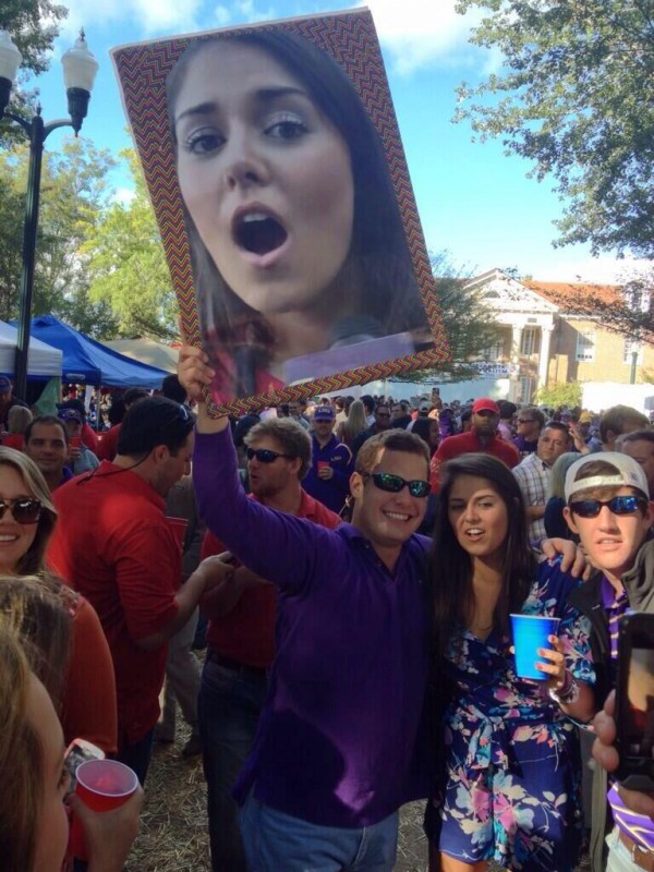 America's real sweetheart. TFM.