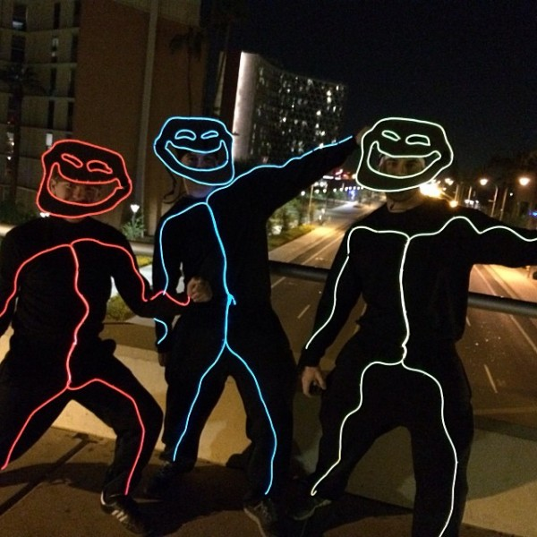 LED Trolls trolling Arizona State University.
