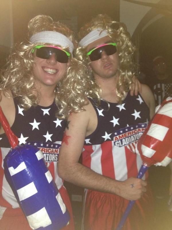 American Gladiators.