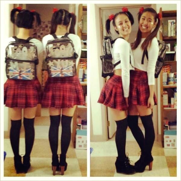Fook Mi and Fook Yu.