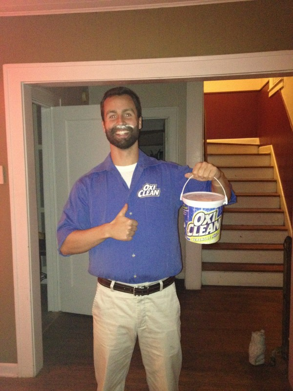Billy Mays here...
