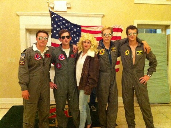 Highway to the Danger Zone. TFM.
