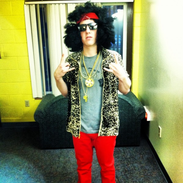 Trinidad James. All Gold Everything.