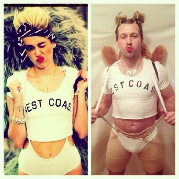 """We can't stop. And we won't stop."" -Guy-lee Cyrus"