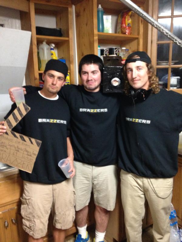 BraZZers Film Crew.