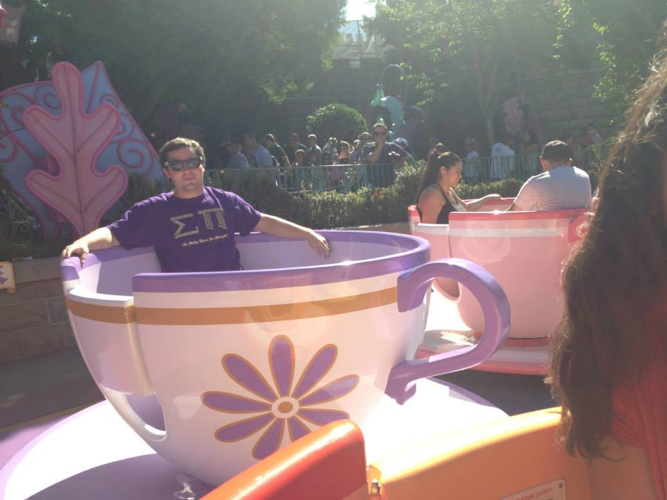 Real fratstars aren't into C or D cups; they're into tea cups.