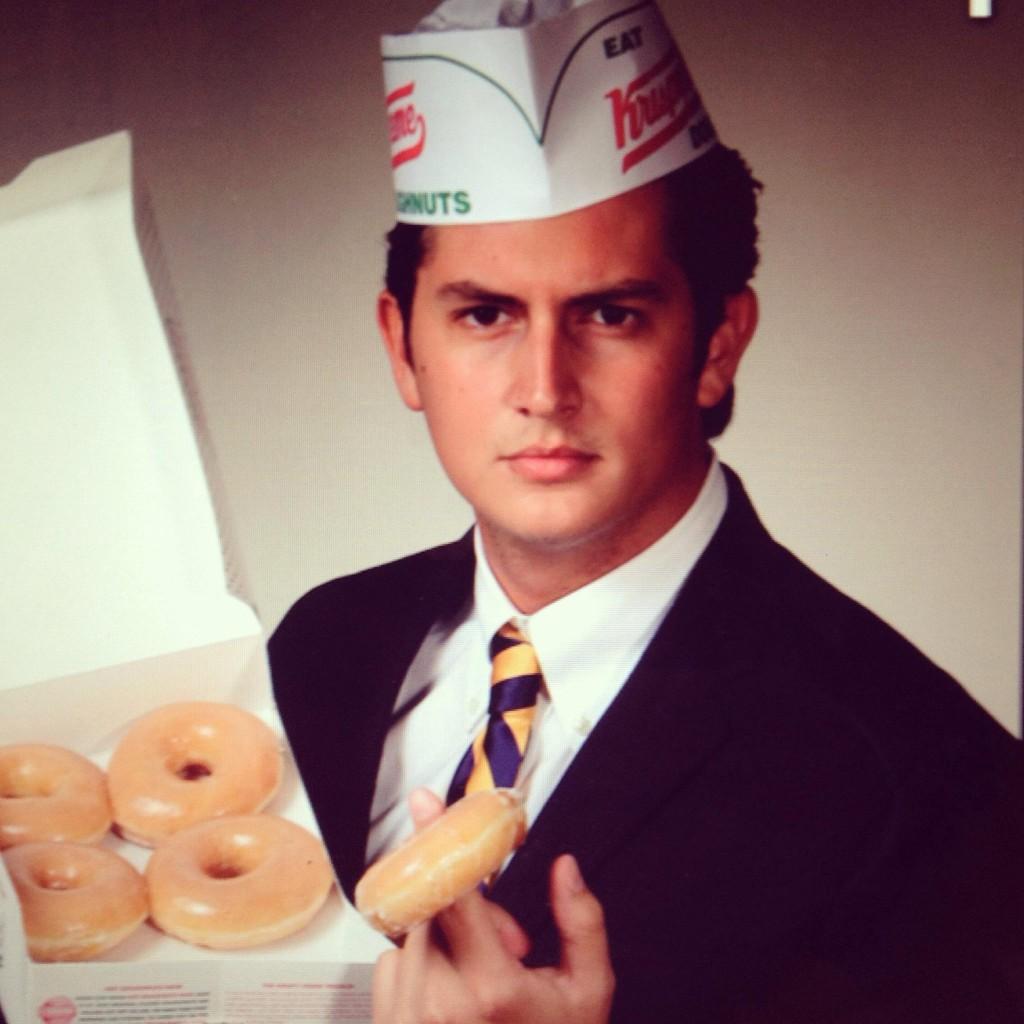 Krispy Kreme Komposite.