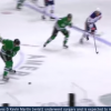 Dallas Stars Defenseman Goes Knucklepuck From Center Ice To Score Crazy Goal