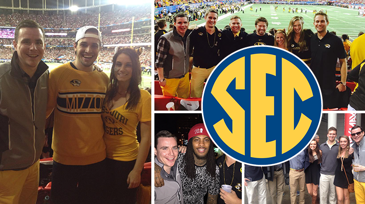Getting Puked On, Shots With Waka Flocka, And Crushing Defeat- An SEC Championship Weekend Recap
