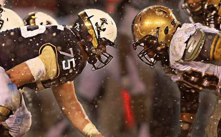 The Army-Navy Game Is The Greatest Rivalry Match In College Football