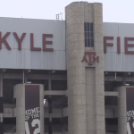 Incredible Slow-Motion Footage Of The Implosion Of Kyle Field's West Side