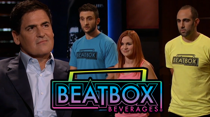 Meet Mark Cuban's Newest Business Partners, And Your New Favorite Party Drink- BeatBox