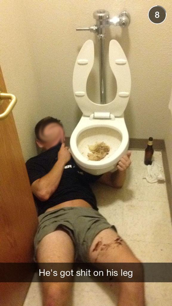 It's poop again!