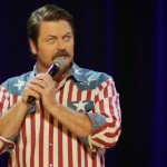 Nick Offerman. TFM.