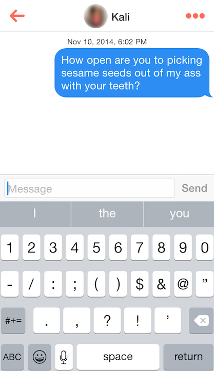 tinder pick up lines tfm