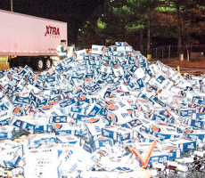 Alabama Miller Lite Accident