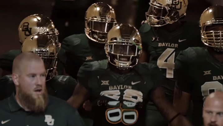 Baylor Hired A PR Firm To Beg Its Way Into The Playoffs