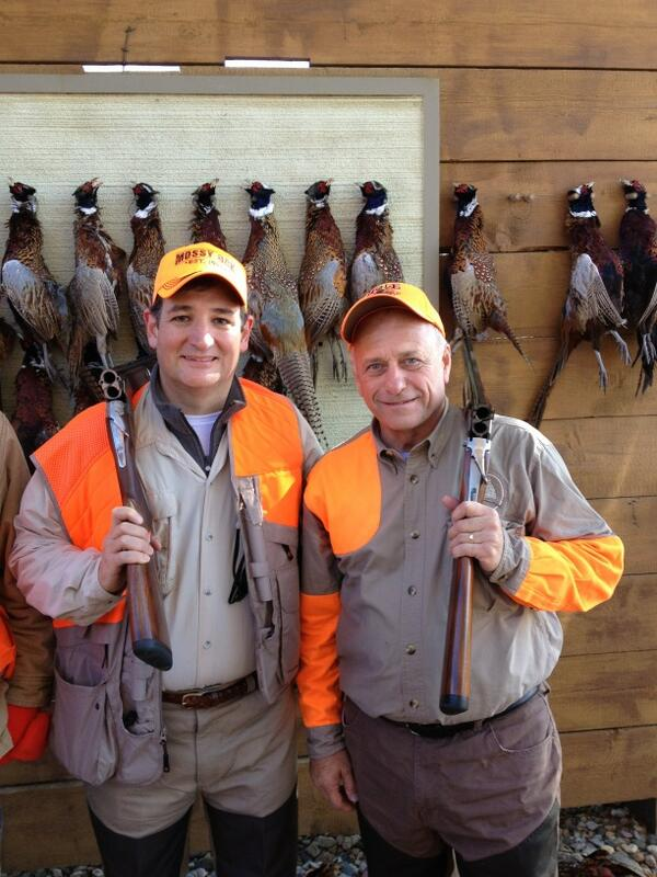 Senators Ted Cruz & Steve King. TFM.
