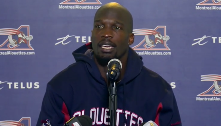 Chad Ochocinco Says He Wants To Coach The University Of Michigan