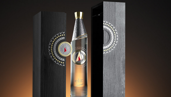 This Bottle Of Vodka Costs 3 Grand