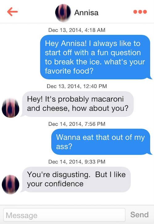 Total Frat Move | Ridiculous Tinder Pickup Lines, Part 24