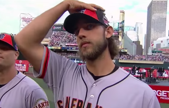 Madison Bumgarner Once Dated A Woman Named Madison Bumgarner