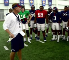 Hugh Freeze Took To Twitter To Brag About Ole Miss' Poor GPA