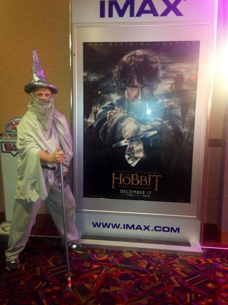 Frandalf Frat Gandalf.