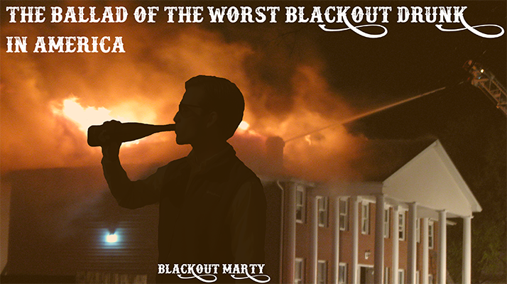 Blackout Marty