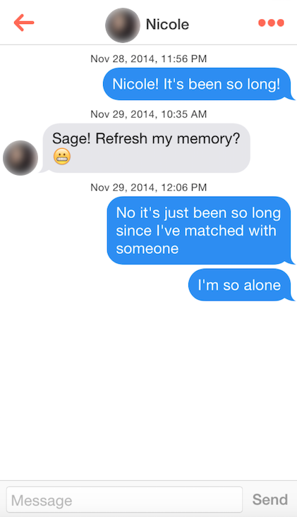 Things are looking up for Sage.