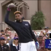 Odell Beckham Jr. Set A World Record For Most One Handed Catches In a Minute
