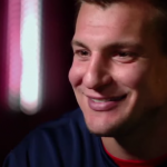 Gronk Uses Interview With FOX's Charissa Thompson To Shamelessly Hit On Her