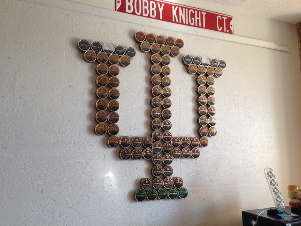 For the glory of the ol' Copenhagen. TFM.