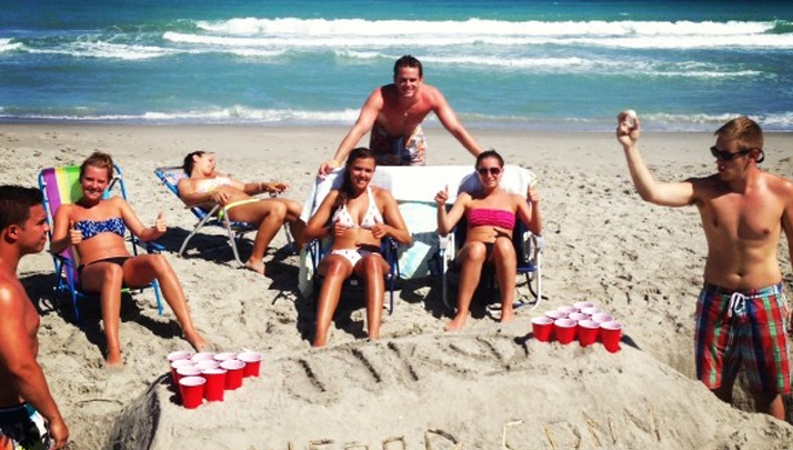 What Your Beer Pong Shot Says About You